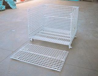 折り畳みも組み立ても簡単ワンタッチ espalette(environmental safety palette)